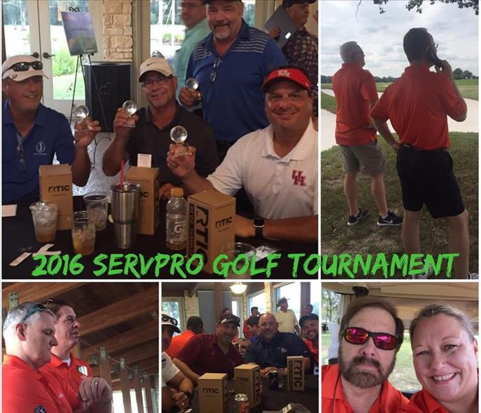 2016 SERVPRO Annual Golf Tournament