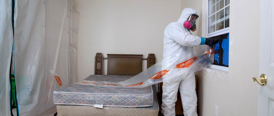 Katy, TX biohazard cleaning