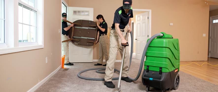 Katy, TX residential restoration cleaning